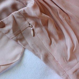 2f53c51b78f0 Boohoo Dresses | Chiffon Cape Detail Maxi Dress | Poshmark
